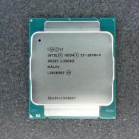 7291.16руб. 20% СКИДКА|Intel Xeon E5 2678 V3 cpu 2,5G обслуживание LGA 2011 3 e5 2678 V3 2678V3 ПК настольный процессор для X99 материнская плата-in ЦП from Компьютер и офис on AliExpress