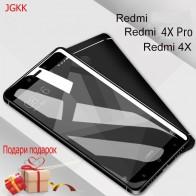 81.09 руб. 10% СКИДКА|JGKK Экран протекторы Redmi 4X закаленное стекло для Xiaomi Redmi 4X Защитная пленка для полного покрытия для Redmi 4X безопасности Стекло 5