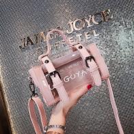 935.53 руб. |Британская модная прозрачная женская сумка 2018 летняя новая Портативная сумка Boston с надписью Высококачественная женская сумка из ПВХ Дорожная сумка на плечо-in Сумки с ручками from Багаж и сумки on Aliexpress.com | Alibaba Group