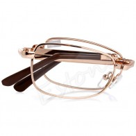 92.21 руб. 11% СКИДКА|Новое поступление 1 шт. складной металлический очки для чтения + 1,0 1,5 2,0 2,5 3,0 3,5 4,0 диоптрий с случае-in Мужские очки для чтения from Одежда аксессуары on Aliexpress.com | Alibaba Group