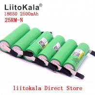 174.01 руб. 29% СКИДКА|2019 Новый 1 10 шт./лот Оригинал лиитокала 18650 2500 мАч батарея INR18650 25RM 20A разрядный литий батареи-in Подзаряжаемые батареи from Бытовая электроника on Aliexpress.com | Alibaba Group