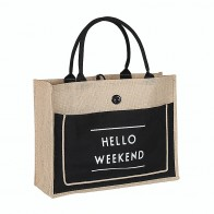 High Quality Women Linen Luxury Tote Large Capacity Female Casual Shoulder Bag Lady Daily Handbag Fresh Beach Shopping Bag - Плетеные сумки на лето