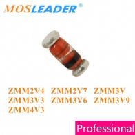 453.63 руб. |Mosleader 2500 шт. LL34 ZMM2V4 ZMM2V7 ZMM3V ZMM3V3 ZMM3V6 ZMM3V9 ZMM4V3 1/2 W SMD стабилитроны SOD80C общее качество высокого качества-in Запасные части и аксессуары from Бытовая электроника on Aliexpress.com | Alibaba Group