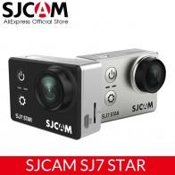 7797.82 руб. 40% СКИДКА|Оригинальный SJ7 Star 4 K 30fps Ultra HD SJCAM Экшн камера Ambarella A12S75 2,0