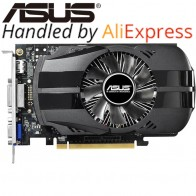 3662.52 руб. |ASUS видео карта оригинальный GTX 750TI 2 ГБ 128bit GDDR5 Видеокарты для NVIDIA GeForce GTX750Ti использовать карты VGA HDMI DVI распродажа-in Графические карты from Компьютер и офис on Aliexpress.com | Alibaba Group