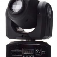 9694.33 руб. 5% СКИДКА|30 Вт Светодиодный точечный движущийся головной свет/USA Luminums DMX контроллер диджей Точечный светильник фирмы