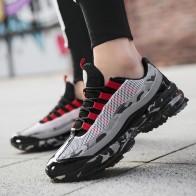 1249.62 руб. 7% СКИДКА|Air Sole Спортивная обувь для мужчин удобные брендовые новые кроссовки размер 39 46 на шнуровке уличная сетка Фитнес Спортивная обувь для пробежек для мужчин-in Беговая обувь from Спорт и развлечения on Aliexpress.com | Alibaba Group