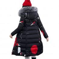 1763.23 руб. 64% СКИДКА|2019 зимний женский с капюшоном пальто с меховым воротником утепленная теплая длинная куртка Женская Плюс Размер 3XL верхняя одежда парка Женская chaqueta feminino-in Парки from Женская одежда on Aliexpress.com | Alibaba Group
