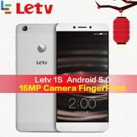 5298.23 руб. |Оригинальный чехол для мобильного телефона Letv Le 1 S X500 мобильного телефона 3g Оперативная память 32G Встроенная память Android 5,0 Helio X10 Octa Core 5,5