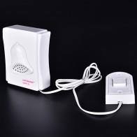 157.95 руб. 16% СКИДКА|Высокое качество Новый Белый дверной звонок проводной легко установлен электронный дверной звонок 88 см провода дверные звонки электронные купить на AliExpress
