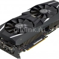 Купить Видеокарта ASUS nVidia  GeForce RTX 2060 ,  DUAL-RTX2060-O6G в интернет-магазине СИТИЛИНК, цена на Видеокарта ASUS nVidia  GeForce RTX 2060 ,  DUAL-RTX2060-O6G (1119136) - Москва