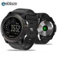 2045.58 руб. 56% СКИДКА|Новый Zeblaze VIBE 3 HR ips Цвет Дисплей спортивные умные часы монитор сердечного ритма IP67 Водонепроницаемый Смарт часы Для мужчин для IOS и Android купить на AliExpress