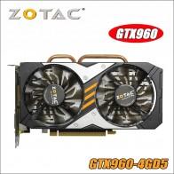 6140.17 руб. |Оригинальная видеокарта ZOTAC GPU GTX960 4GD5 128Bit GDDR5 GM206 PCI E видеокарты для NVIDIA GeForce GTX 960 4 GB 1050 ti 1050ti-in Графические карты from Компьютер и офис on Aliexpress.com | Alibaba Group