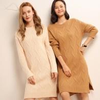3096.04 руб. 49% СКИДКА|Adohon 2018 для женщин S зимние кашемировые свитеры для и auntmun трикотажные платья пуловеры высокое качество теплые же-in Платья from Женская одежда on Aliexpress.com | Alibaba Group
