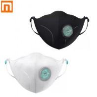 1 шт. Xiaomi Airpop Light F95 маска для лица 360 градусов воздухопроницаемая PM2.5 противодымчатая маска Регулируемая висячая удобная для взрослых