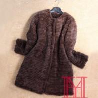 15693.72 руб. 50% СКИДКА|2018 элегантная женская зимняя куртка из натурального меха норки Роскошная натуральная меховая верхняя одежда пальто из натурального меха-in Натуральный мех from Женская одежда on Aliexpress.com | Alibaba Group