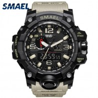 US $11.55 40% OFF|Men Military Watch 50m Waterproof Wristwatch LED Quartz Clock Sport Watch Male relogios masculino 1545 Sport Watch Men S Shock-in Sports Watches from Watches on Aliexpress.com | Alibaba Group