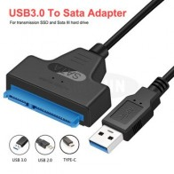 Sata USB кабель Sata к USB 3,0 адаптер Suport 2,5 дюймов внешний SSD HDD жесткий диск 22 Pin Sata III кабель USB Sata 3,0 адаптер