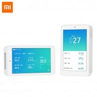 Original Xiaomi Mijia Air Quality Tester 3.97 inch Screen Remote Monitor TVOC Detector PM2.5 Temperature Humidity Measurement