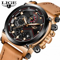 US $29.99 45% OFF|Relojes hombre LIGE Mens Watches Top Brand Luxury Casual Sports Quartz Watch Men Leather Military Luminous Waterproof WristWatch-in Quartz Watches from Watches on Aliexpress.com | Alibaba Group