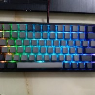 US $84.99 |RGB Keycool 84 mechanical keyboard game keyboards with gateron switch backlighting mini compact keycool84-in Keyboards from Computer & Office on Aliexpress.com | Alibaba Group