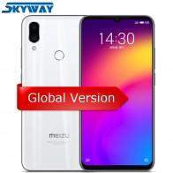 10806.44 руб. 13% СКИДКА|Meizu Note 9 4G LTE 4 Гб ОЗУ 64 Гб ПЗУ Snapdragon 675 Восьмиядерный 6,2