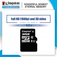 181.79 руб. 57% СКИДКА|100% Оригинальный Kingston Micro SD карта 16 ГБ 32 ГБ 64 Гб MicroSD карта памяти Class10 TF карта MicroSDHC UHS 1 для смартфона-in Карты памяти from Компьютер и офис on Aliexpress.com | Alibaba Group