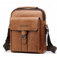 362.21 руб. 53% СКИДКА|WENYUJH мужская сумка мессенджер через плечо мужская кожаная сумка через плечо большая емкость bolsa feminina on Aliexpress.com | Alibaba Group