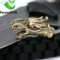 US $1.69 15% OFF|1PC Chinese dragon Metal Beads Camping Alloy For Outdoor Knife Bracelet DIY Paracord Accessories-in Paracord from Sports & Entertainment on Aliexpress.com | Alibaba Group