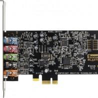Звуковая карта PCI-E CREATIVE Audigy FX
