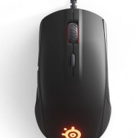 Мышь STEELSERIES Rival 110, проводная, USB, черный