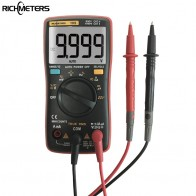 US $24.72 25% OFF|RM109 Palm size True RMS Digital Multimeter 9999 counts Square Wave Backlight AC DC Voltage  Ammeter Current Ohm Auto/Manual-in Multimeters from Tools on Aliexpress.com | Alibaba Group
