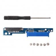Micro SATA 7 + 6 папа на SATA 7 + 15 мама адаптер последовательный ATA конвертер для lenovo 310 312 320 330 IdeaPad 510 5000 монтажная плата on AliExpress