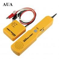 Трекер Диагностика тон Finder телефонный провод Кабельный тестер Тонер Tracer Индер детектор сетевых инструментов купить на AliExpress