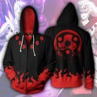 US $17.9 35% OFF|Anime Naruto Hoodie 4th 7th Hokage Uzumaki Naruto Uchiha Sasuke Hatake Kakashi Ootutuki Zipper Coat Tops Thin Hoodies Sweatshirt-in Hoodies & Sweatshirts from Men
