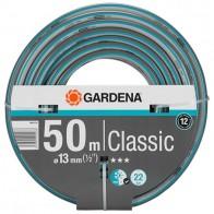 "Шланг GARDENA Classic 1/2"" 50 метров — цены на Яндекс.Маркете"