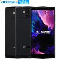 13082.86 руб. 20% СКИДКА|Смартфон DOOGEE BL9000 6 ГБ 64 Гб Helio P23 Octa Core 5V5A Flash Charge 9000 мАч Беспроводная зарядка 5,99
