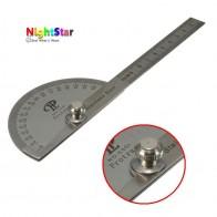 110.45 руб. |10 см нержавеющая сталь 180 угломер инструмент для измерения-in Шаблоны from Орудия on Aliexpress.com | Alibaba Group