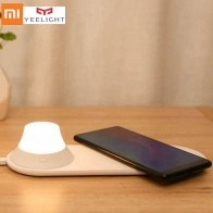 US $20.69 |Xiaomi Yeelight Intelligent Wireless Charger with LED Night Light Magnetic Attraction Fast Charging For Smart Mobile phones-in Smart Remote Control from Consumer Electronics on Aliexpress.com | Alibaba Group
