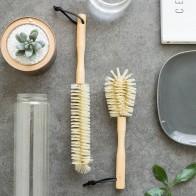 206.43руб. 5% СКИДКА|Щетка для чистки чашек и кружек с деревянной ручкой, миски, бутылки, кастрюли, кастрюли, щетки для мытья, многофункциональные кухонные чистящие принадлежности, инструменты-in Щетки для очистки from Дом и животные on AliExpress - 11.11_Double 11_Singles' Day - Eco friendly