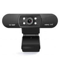 US $20.68 39% OFF|Webcam 1080P,  HDWeb Camera with Built in HD Microphone 1920 x 1080p USB Plug n Play Web Cam, Widescreen Video-in Webcams from Computer & Office on Aliexpress.com | Alibaba Group