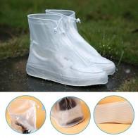 212.62 руб. 26% СКИДКА|1 пара водонепроницаемых защитных ботинок крышка ботинок Унисекс молнии дождевые Чехлы для обуви высокие противоскользящие обувь для защиты от дождя s чехлы-in Бахилы from Обувь on Aliexpress.com | Alibaba Group - Обновка