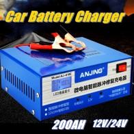 1377.13 руб. 45% СКИДКА|Автомобильный Батарея Зарядное устройство автоматического интеллигентая (ый) ремонт импульса 130 V 250 V 200AH 12/24 V on Aliexpress.com | Alibaba Group