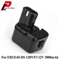 1003.9 руб. 19% СКИДКА|Для Hitachi 12 V 3.0Ah Ni MH EB1214S DS12DVF3 батареи аккумуляторная батарея для электроинструмента EB1212S EB1214S EB1214L EB1220BL-in Подзаряжаемые батареи from Бытовая электроника on Aliexpress.com | Alibaba Group