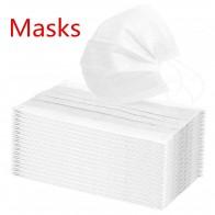 Одноразовые маски для лица 10шт в упаковке – купить по низким ценам в интернет-магазине Joom - Маски и перчатки на Joom