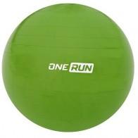 Купить Фитбол OneRun 495-4821/495-4822, 65 см зеленый по низкой цене с доставкой из маркетплейса Беру