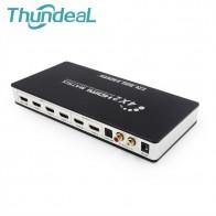 2619.21 руб. 29% СКИДКА|HDMI Матрицы Full HD 4 К 2 К 3D 1080 P HDMI матричный коммутатор 4x2 Splitter конвертер адаптер С Пульт дистанционного Управления + TOSLink SPDIF Audio-in Кабели HDMI from Бытовая электроника on Aliexpress.com | Alibaba Group