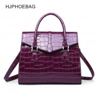 1367.32 руб. 49% СКИДКА|HJPHOEBAG женская сумка высокого качества с узором «крокодиловая кожа» роскошная дизайнерская сумка модная простая сумка через плечо bagYC193-in Сумки с ручками from Багаж и сумки on Aliexpress.com | Alibaba Group