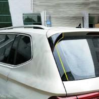 2092.5 руб. 8% СКИДКА|Западнее окно задний спойлер сторона крыло сплиттерная отделка для VW Tiguan MK2 2017 2018 глянцевый черный 2 шт.-in Хромирование from Автомобили и мотоциклы on Aliexpress.com | Alibaba Group
