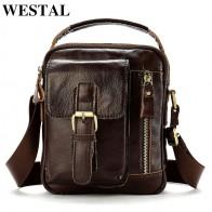 1642.92 руб. 49% СКИДКА|WESTAL сумка Для мужчин из натуральной кожи Для мужчин мужская сумка Исполнительный кожаная сумка небольшой лоскут молнии Crossbody для мужчин 8362-in Сумки-кроссбоди from Багаж и сумки on Aliexpress.com | Alibaba Group